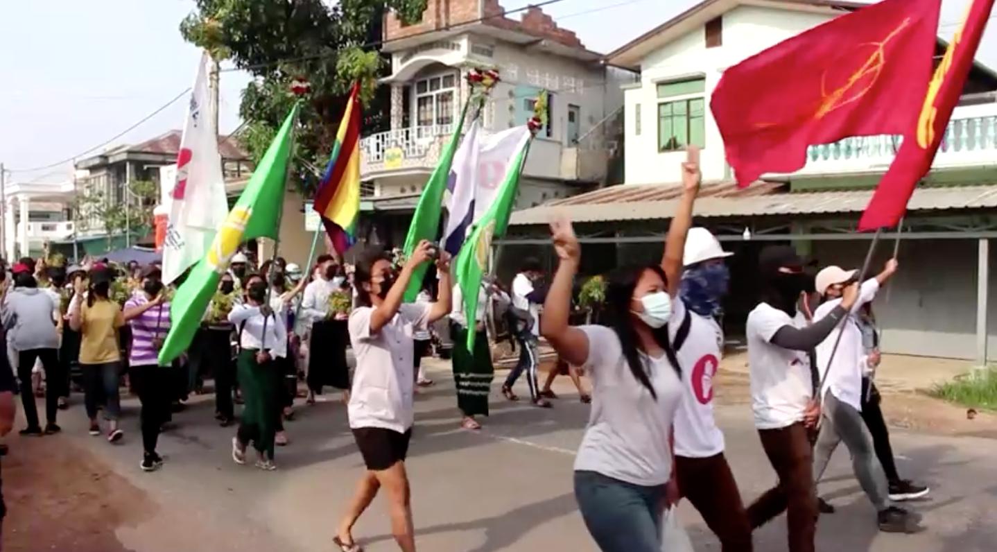 """Các nhà hoạt động Myanmar hủy bỏ các lễ hội đón năm mới; Liên Hiệp Quốc kêu gọi chấm dứt cuộc """"tàn sát"""""""