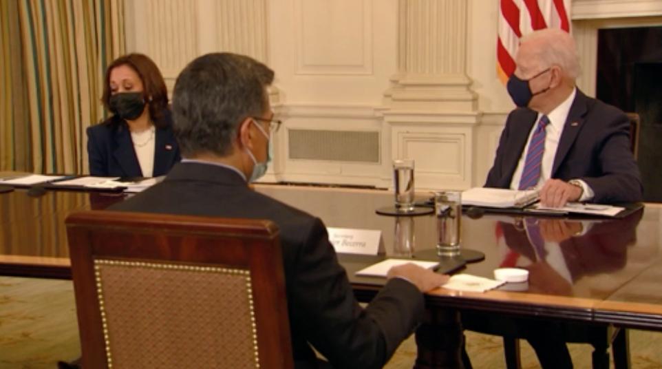 Phó Tổng Thống Harris sẽ đến Guatemala và Mexico để tìm cách giải quyết cuộc khủng hoảng di dân