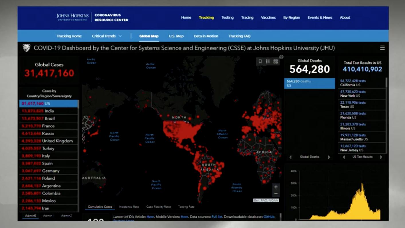 Nạn nhân củaCOVID-19 trên toàn thế giới lên đến con số đángsợ:3 triệu