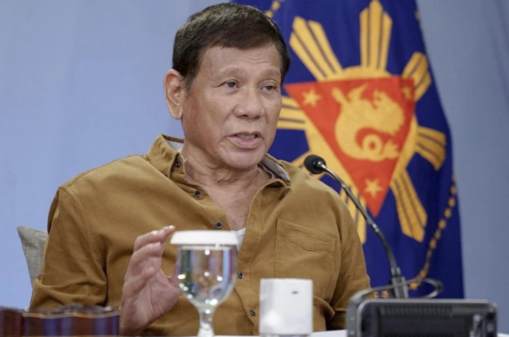 Tổng Thống Philippines tuyên bố sẽ dùng chiến hạm để bảo vệ tài nguyên tại biển Đông