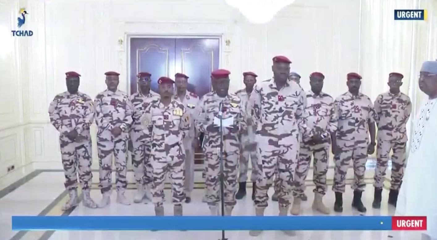 Tổng Thống Idriss Deby của Cộng Hòa Chad thiệt mạng ở tiền tuyến