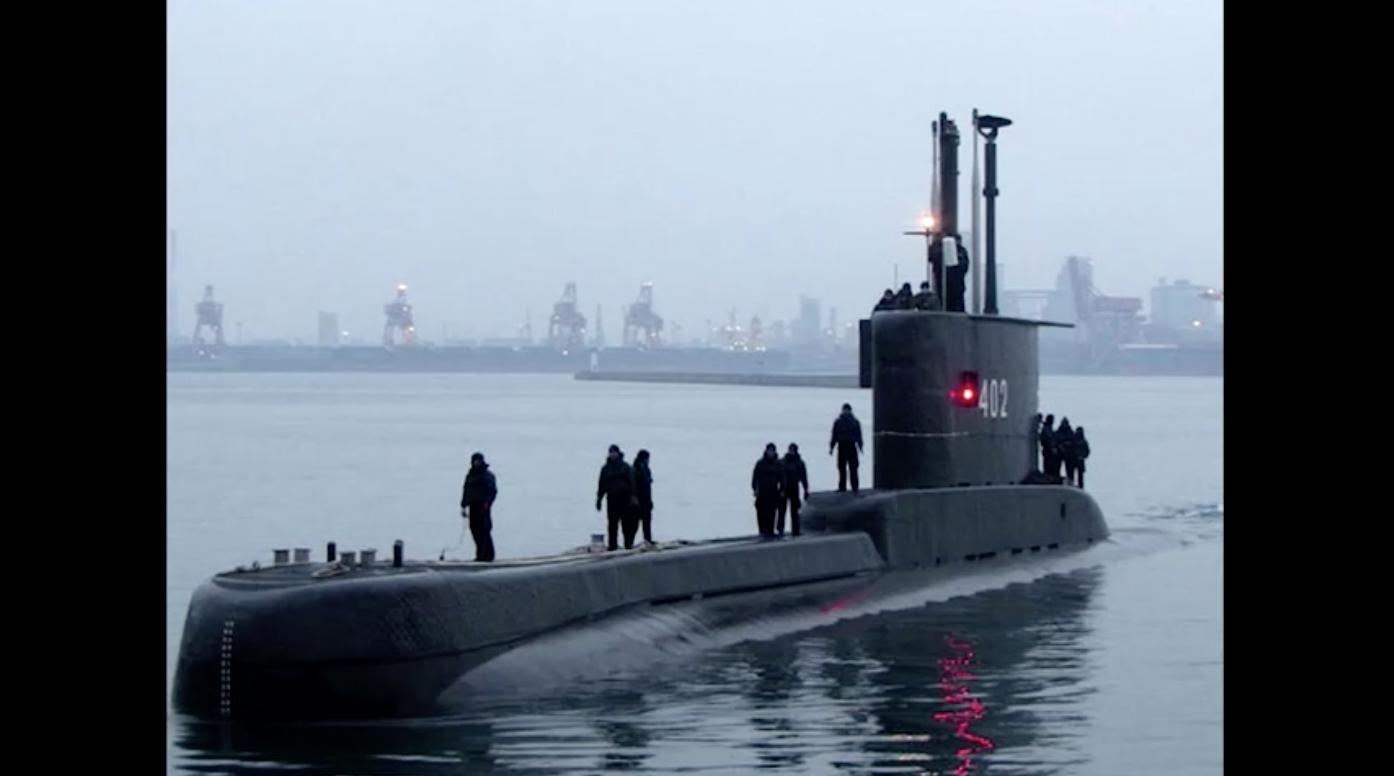 Indonesia tuyên bố vẫn chưa phát hiện dấu vết của tàu ngầm mất tích