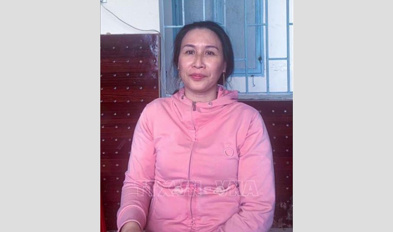 Nhà hoạt động Lê Thị Bình bị kết án 2 năm tù giam
