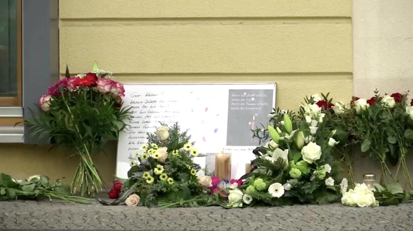 Bốn người bị sát hại tại bệnh viện Đức, một phụ nữ bị bắt