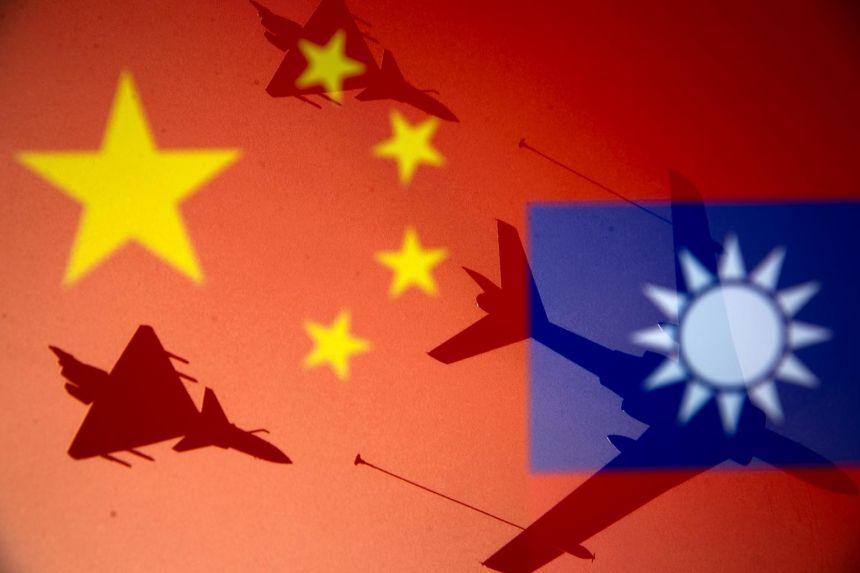Đài Loan báo cáo hành động lớn nhất của không quân Trung Cộng