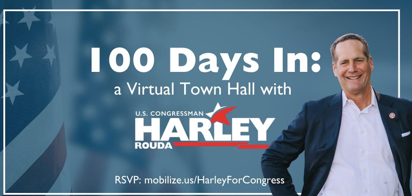 Văn phòng vận động tranh cử Harley for Congressthông báo về ngày trợ giúp điền đơn nhập tịch miễn phí