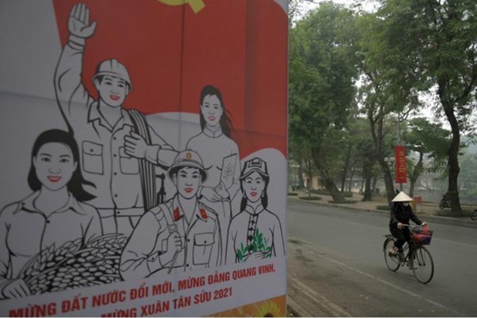 Nhiềungười Việt công khai tẩy chay cuộc bầu cử giả hiệu vào ngày 23/5