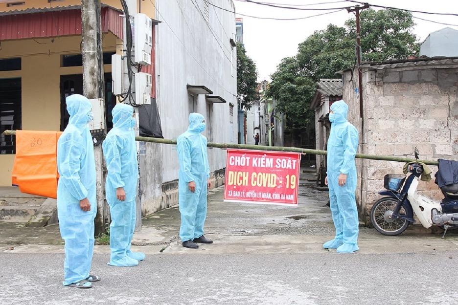 Việt Nam cho biết đợt bùng phát COVID-19 mới đang đe dọa sự ổn định