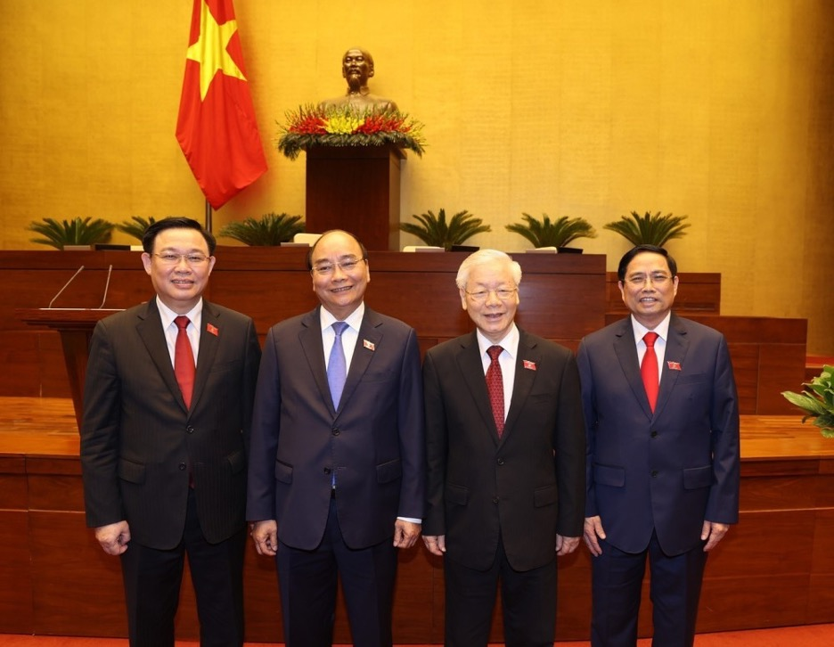 Các khía cạnh khác nhau về bình đẳng giớitínhtrong chính trị Việt Nam