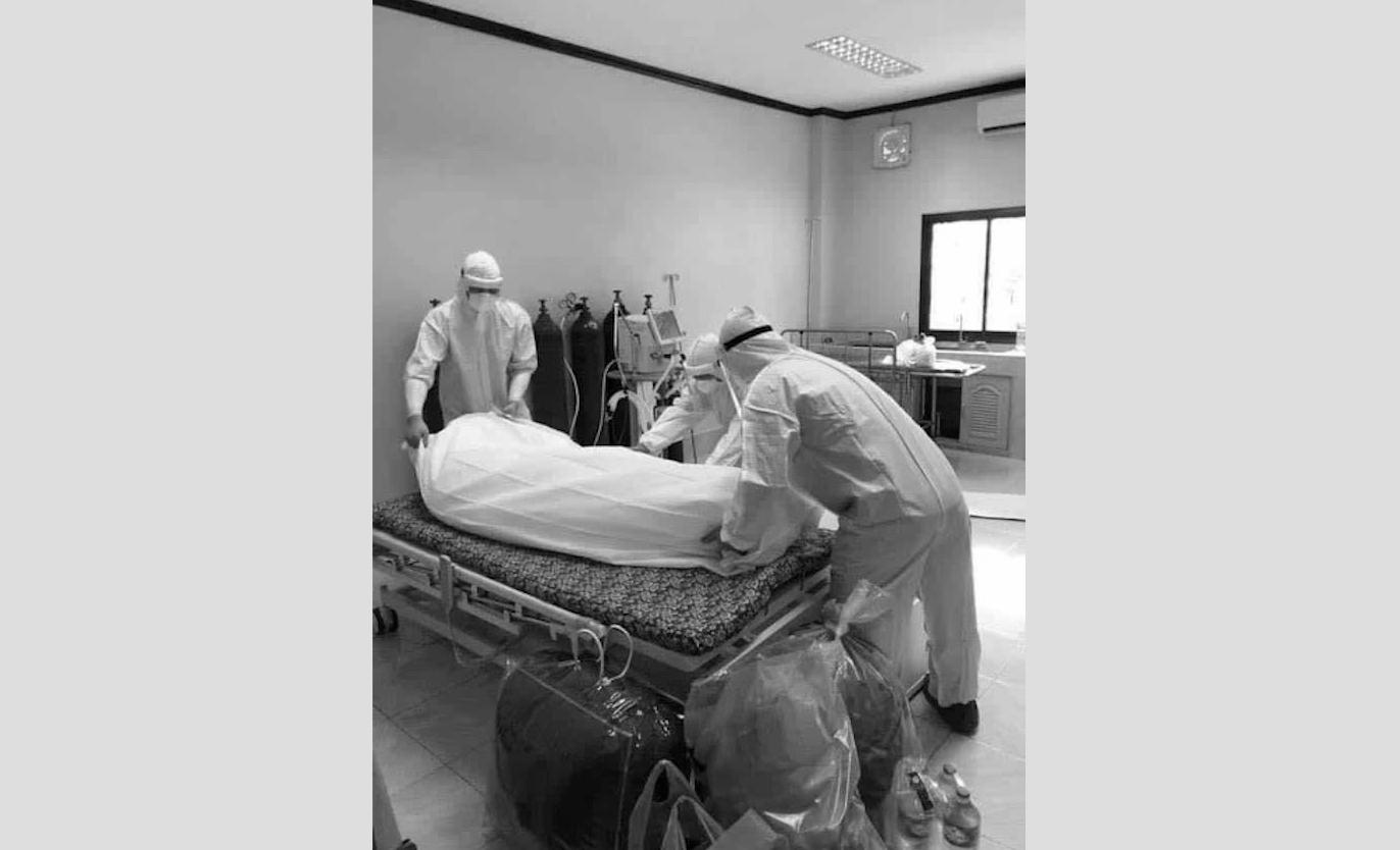 Ngườiđầu tiên tử vong vì COVID-19 ở lào là công dân Việt Nam