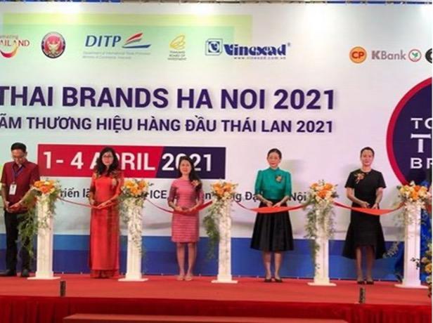 Doanhnghiệp Thái Lan đẩy mạnh đầu tư vào Việt Nam