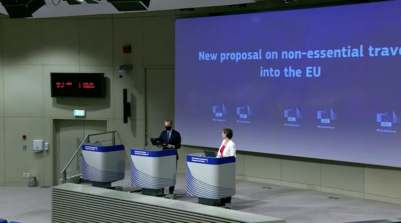 EU đặt mục tiêu mở cửa cho khách du lịch ngoại quốc vào mùa hègiữa đại dịch COVID-19