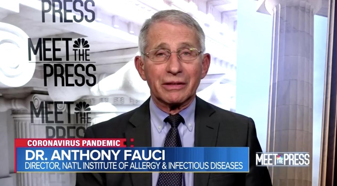 Bác sĩ Anthony Fauci người dân hoa kỳ sẽ phải đeo khẩu trang theo mùa sau đại dịch COVID-19