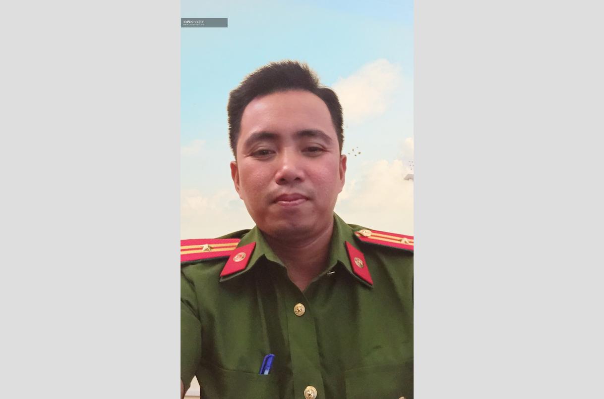 Một thiếu tá công an Cộng sản xin ra khỏi ngành vì không chịu được sai phạm của đồng nghiệp