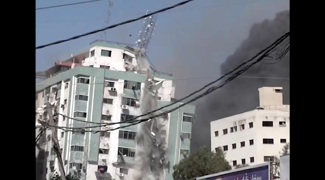 Israel không kích nhà của thủ lĩnh Hamas ở Gaza khi cuộc giao tranh bước sang ngày thứ bảy