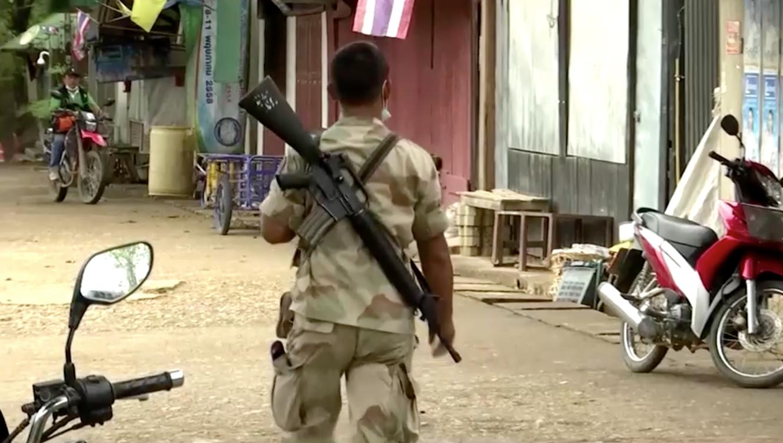 Quân đội Myanmar giao chiến với dân quân trong khi cuộc khởi nghĩa vũ trang ngày càng phát triển