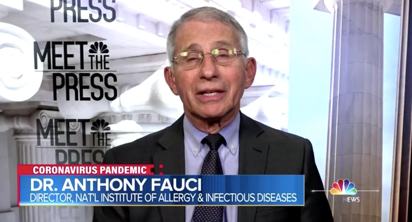 """Bác sĩ Anthony Fauci tuyên bố đại dịch đã phơi bày """"những tác động không thể phủ nhận của nạn kỳ thị chủng tộc tại Hoa Kỳ"""""""