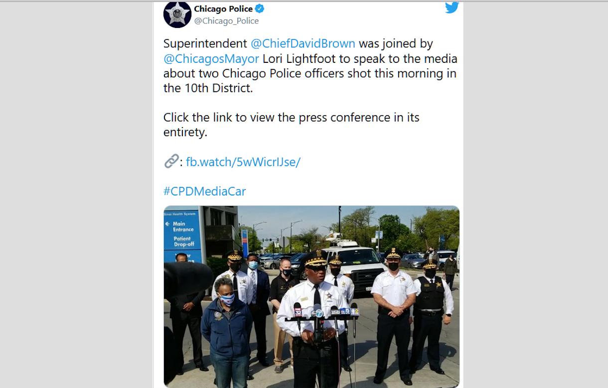 48 người bị thương trong các vụ nổ súng cuối tuần qua ở Chicago