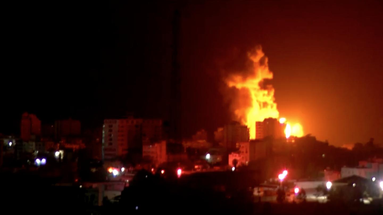 Israel tiếp tục không kích Gaza khi giao tranh bước sang tuần thứ hai