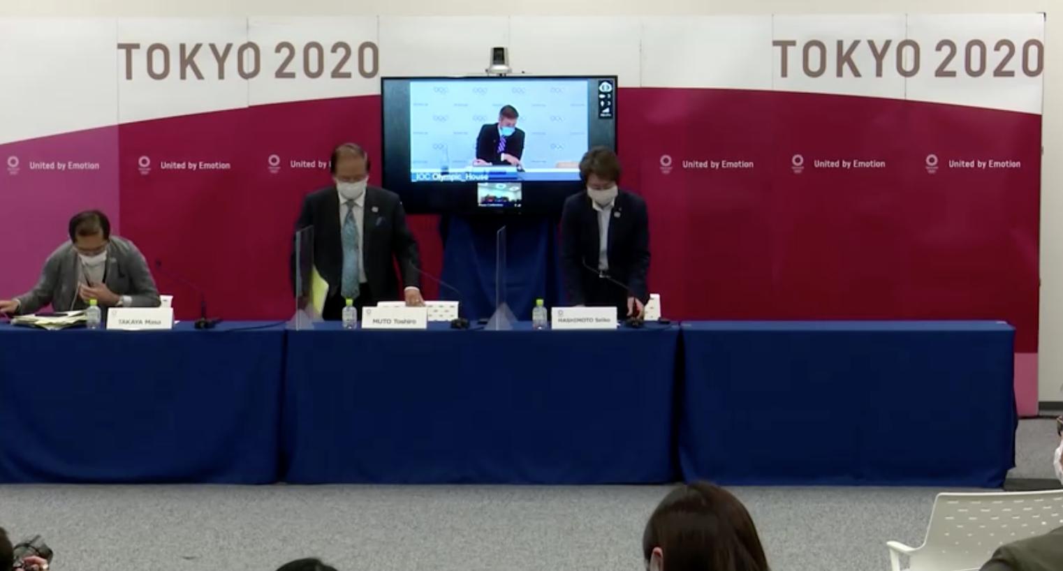 Viên chức ủy ban Olympic quốc tế cho biết Thế Vận Hội sẽ diễn ra ngay cả trong tình trạng khẩn cấp