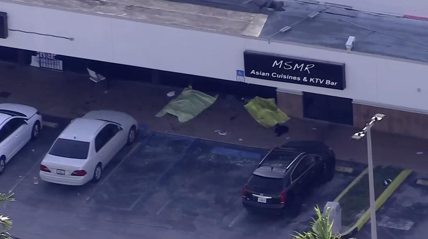 Hai người chết,vàhơn 20 người bị thương trong vụ xả súng ở câu lạc bộ Florida