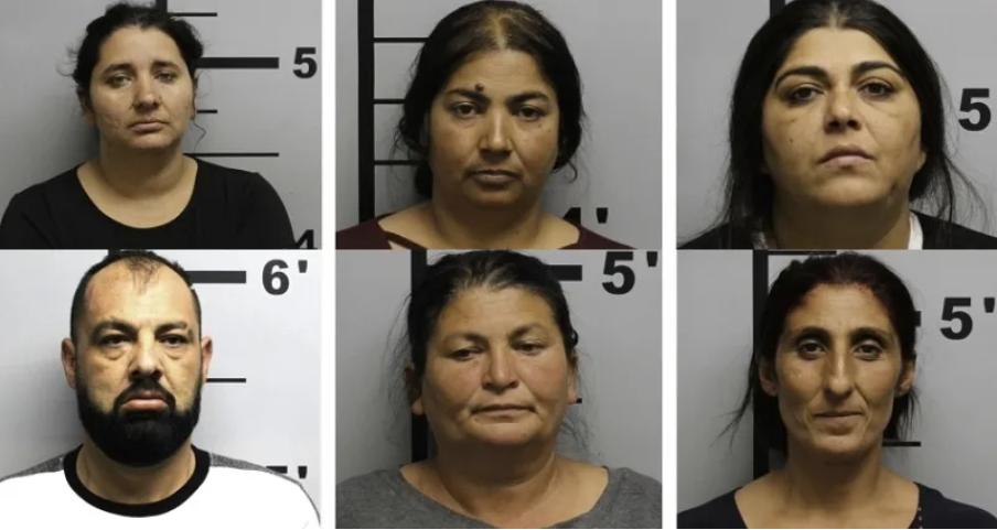 Sáu người bị bắt vì ăn trộm tại chùa Phật giáo Việt Nam ở Arkansas