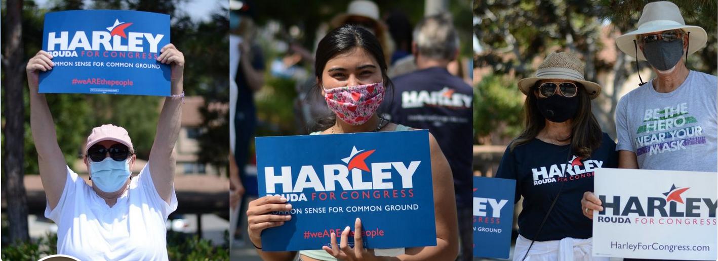 Văn phòng tranh cử HarleyForCongress tổ chức chương trình trợ giúp điền đơn nhập tịch cho cư dân gốc Việt tại Little Saigon