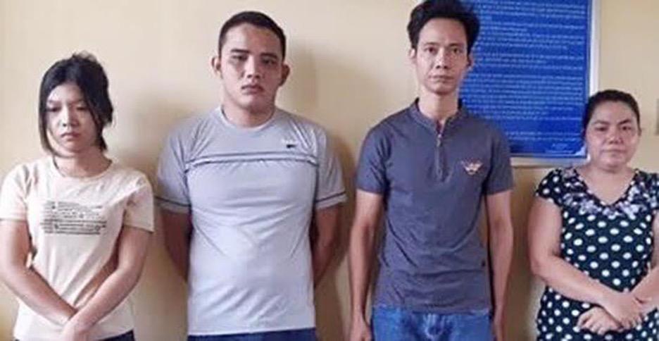 Bốnkẻ bị kết án tổng cộng 54 năm tù vì tra tấn nhân viên massage
