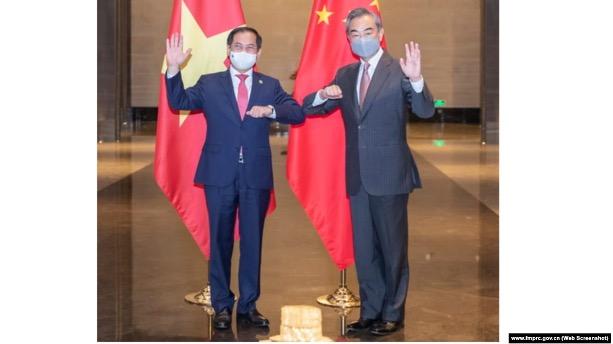 """CSVN đề nghị """"giải pháp lâu dài"""" về biển Đông với Trung Cộng"""