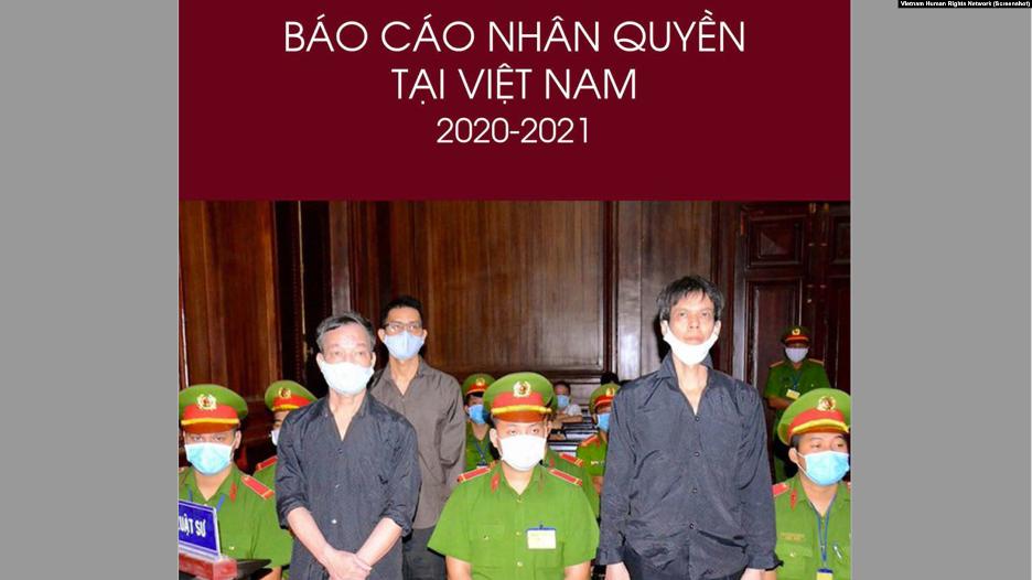 Báo cáo mạng lưới nhân quyền Việt Nam nói CSVN vi phạm nhân quyền trầm trọng