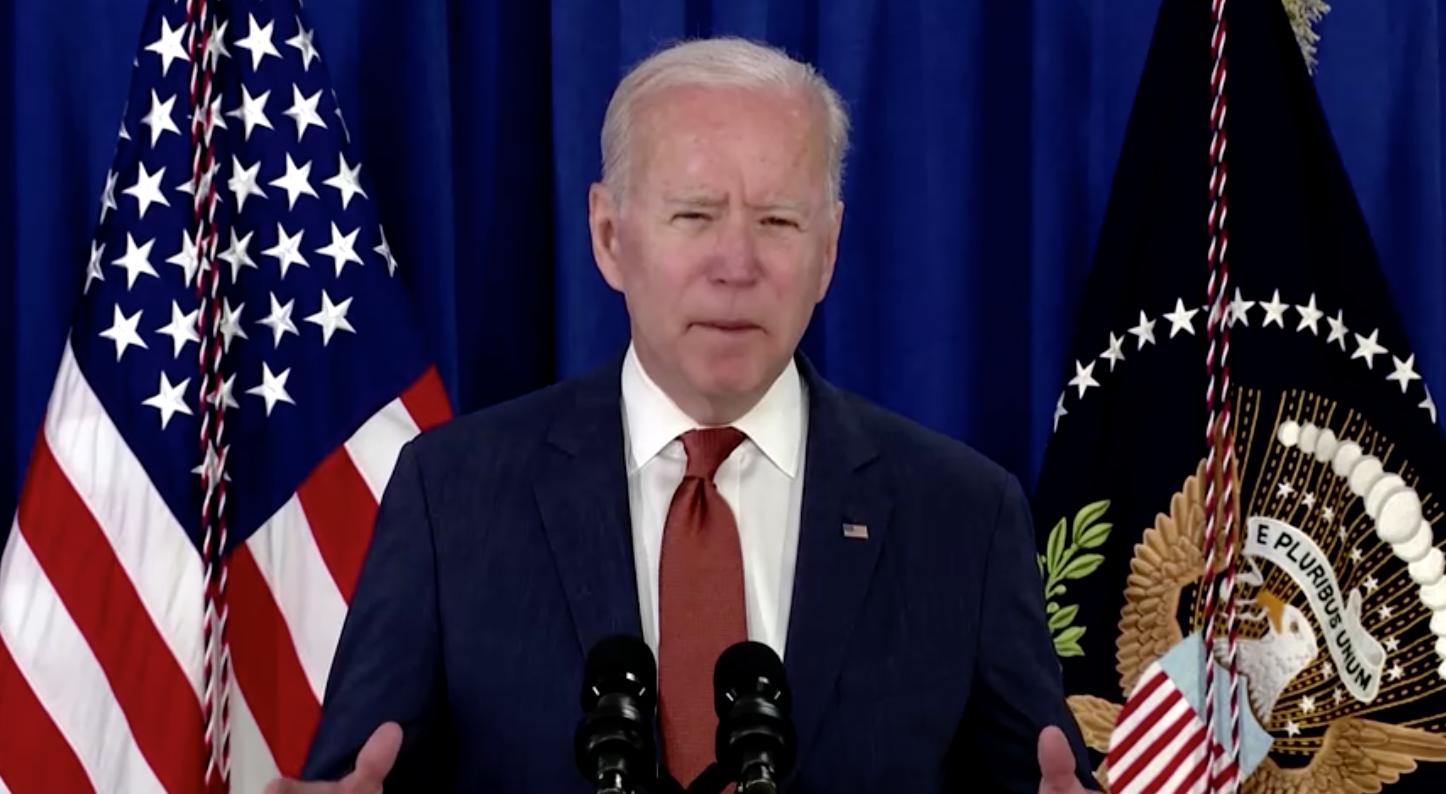 Tổng Thống Biden xemvấn đềkỳ thị chủng tộc có hệ thống là một trong những cuộc khủng hoảng lớn của thời đại hiện tại ở Hoa Kỳ