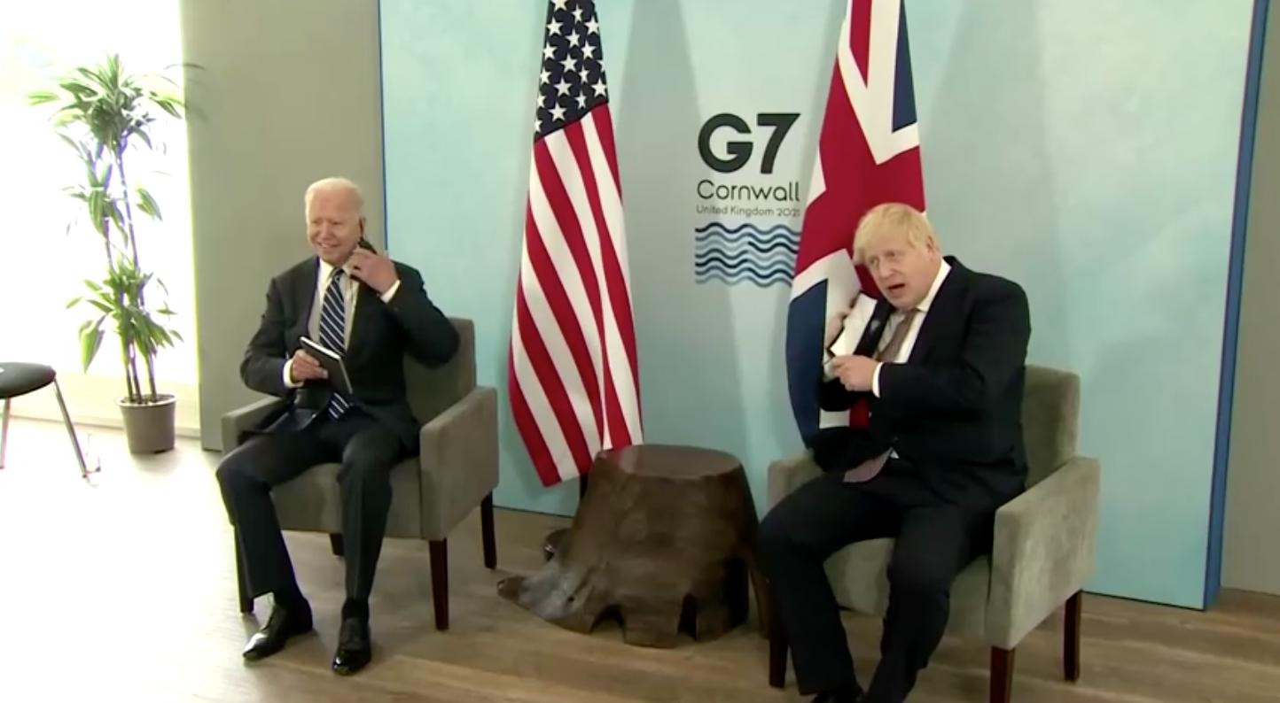 Hoa Kỳ và Anh Quốc ký kết lại thỏa thuận về thương mại và quốc phòng