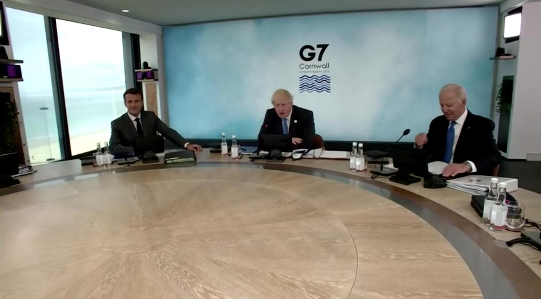 Tổng Thống Biden và các lãnh đạo G7 ủng hộ ban hành thuế doanh nghiệp toàn cầu