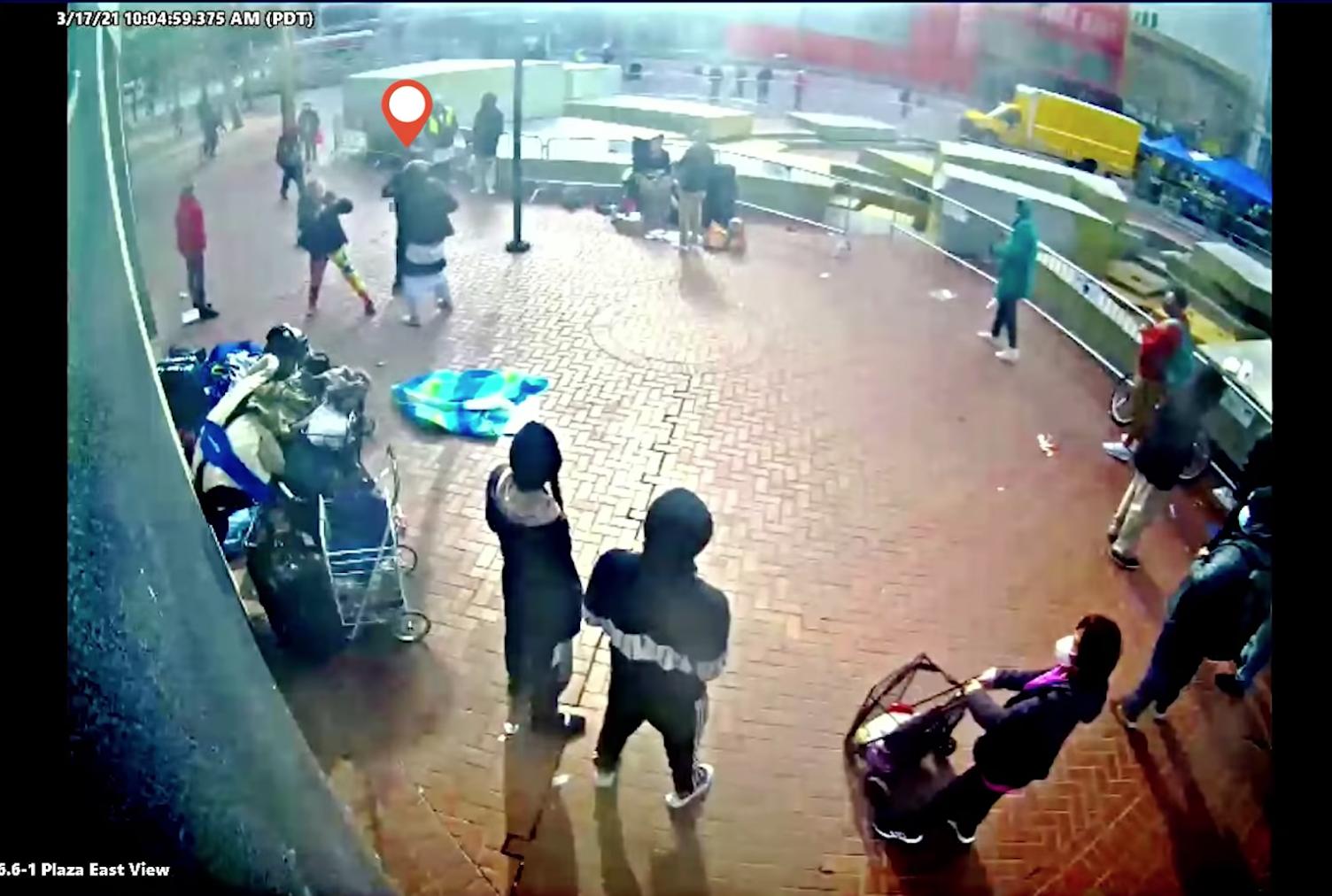 Vụ án một phụ nữ châu Á bị tấn công ở San Francisco xuất hiện tình tiết mới