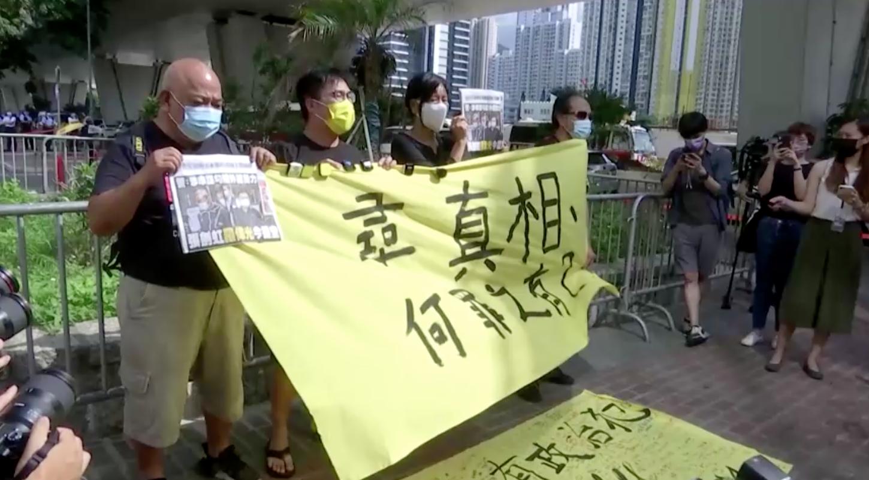 Chủ biên và CEO của tờ Apple Daily bị từ chối quyền đóng tiền thế chân tại ngoại ở Hồng Kông