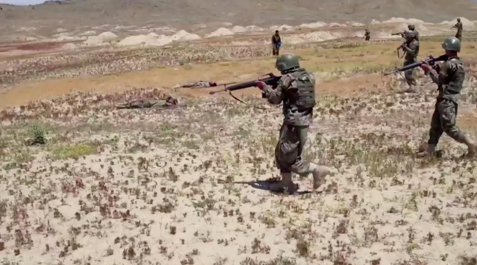 Taliban phát động các cuộc tấn công lớn ở miền Bắc Afghanistan