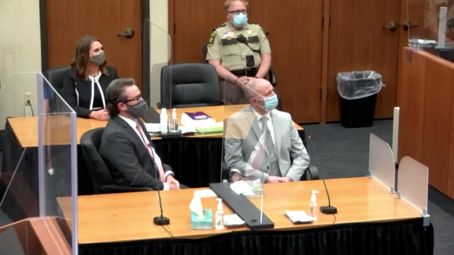 Cựu cảnh sát Derek Chauvin bị tuyên án 22.5 năm tù vì gây ra cái chết của ông George Floyd