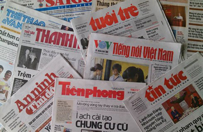 Báo chí làm tay sai thì xã hội suy thoái (Phạm Trần)