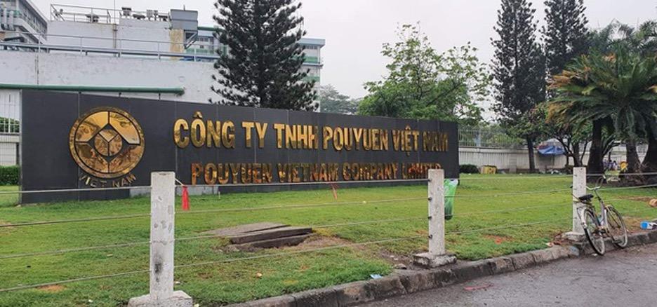 Công ty Pouyuen Việt Nam tạm ngừng việc từ 14/7 vì COVID-19