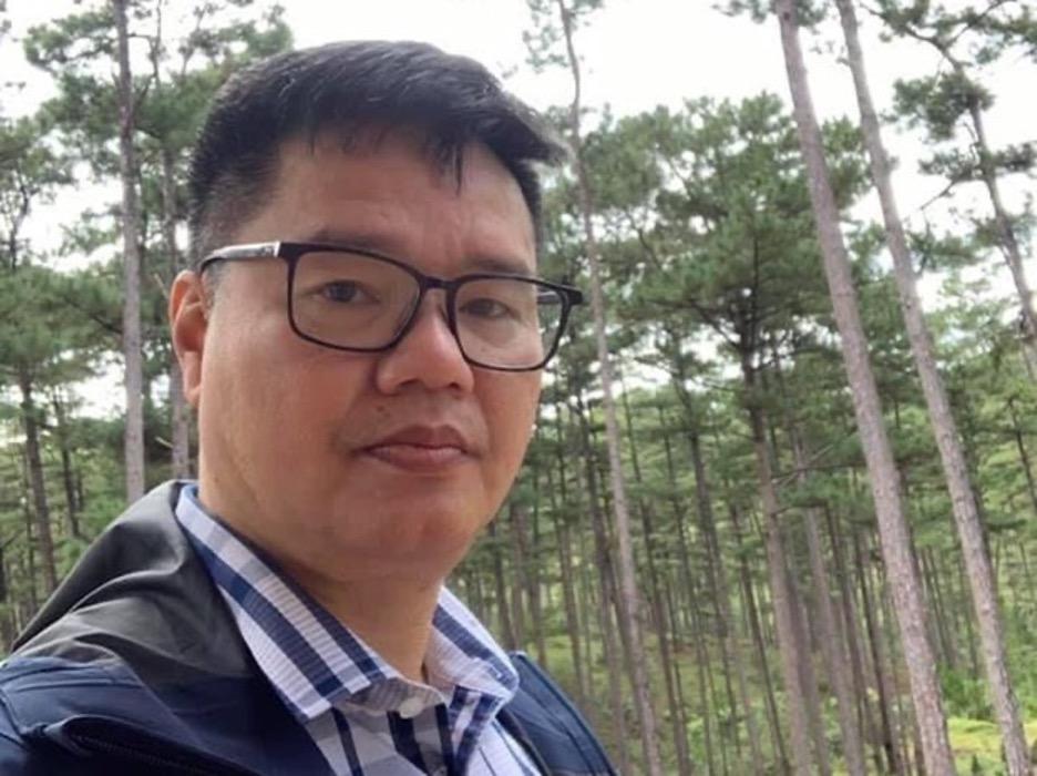 Nhàbáo Mai Phan Lợi bị bắt với cáo buộc trốn thuế