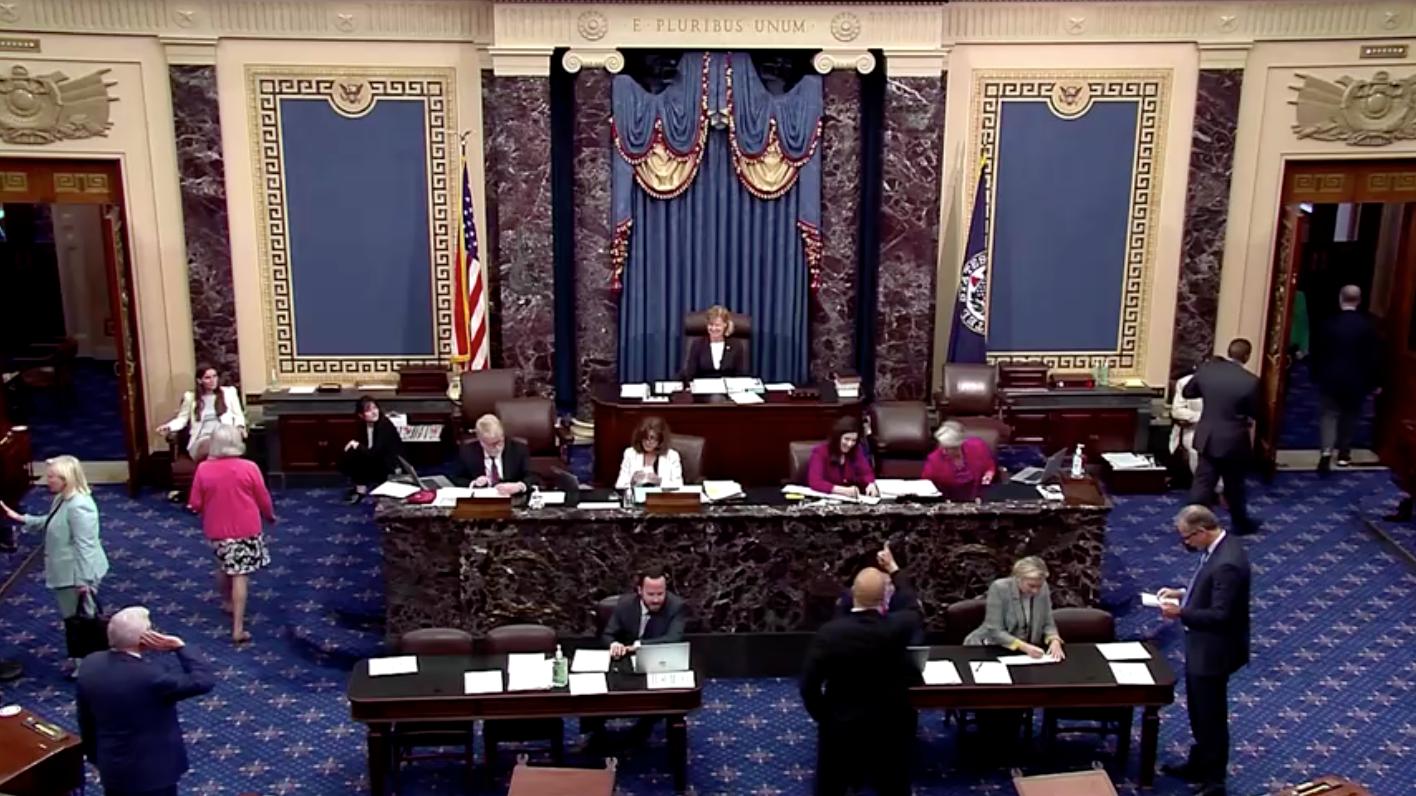 Đảng Cộng Hòa chặn cuộc thảo luận về dự luật cơ sở hạ tầng trị giá 1.2 ngàn tỷ mỹ kim