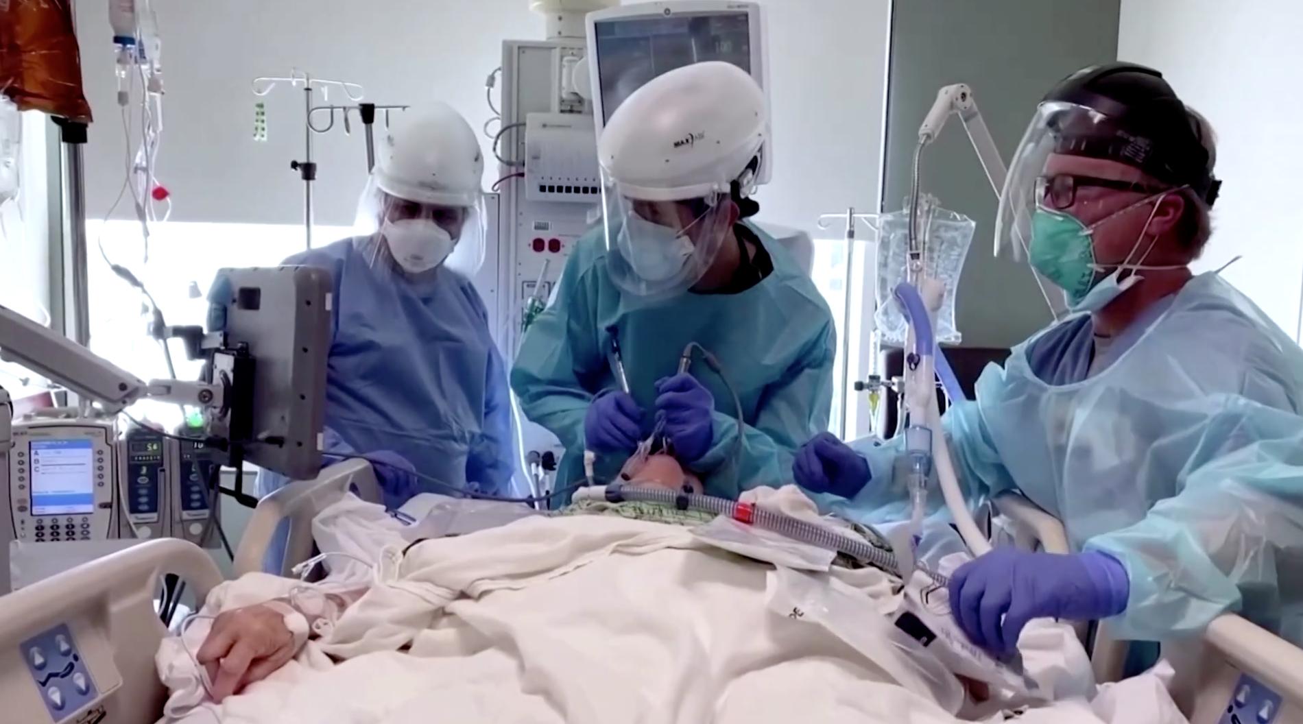 Biến thể Delta áp đảo một bệnh viện ở tiểu bang Missouri