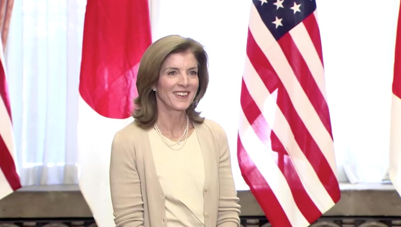 Tổng Thống Biden xem xét bổ nhiệm bà Caroline Kennedy làm đại sứ tại Úc