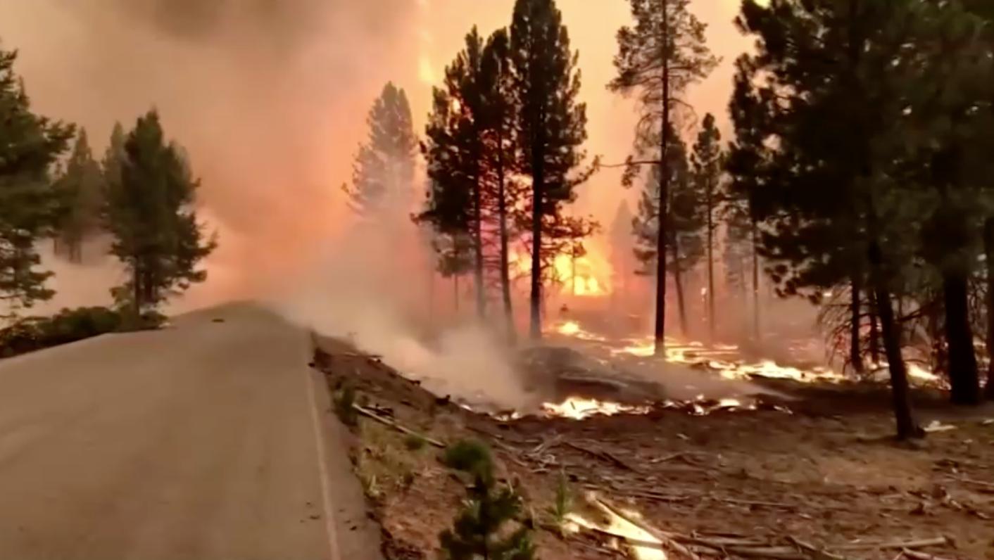 Đám cháy Bootleg Fire là đám cháy rừng lớn thứ 3 trong lịch sử tiểu bang Oregon