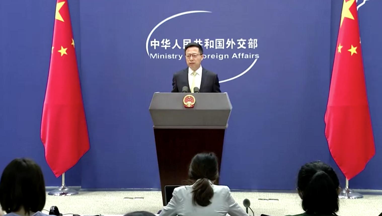 Hoa Kỳ và Trung Cộng họp ngoại giao tại Thiên Tân