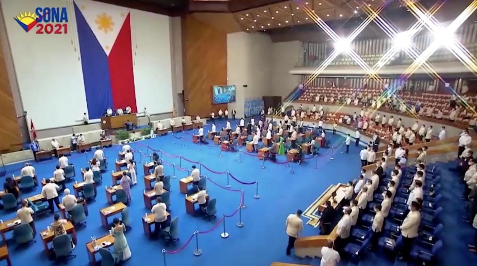 Tổng Thống Philippines đọc diễn văn tình trạng quốc gia cuối cùng trước khi hết nhiệm kỳ