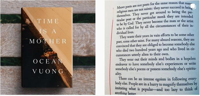 """Nhà văn người Mỹ gốc Việt Ocean Vương chia sẻ về tập thơ """"Time Is A Mother"""""""