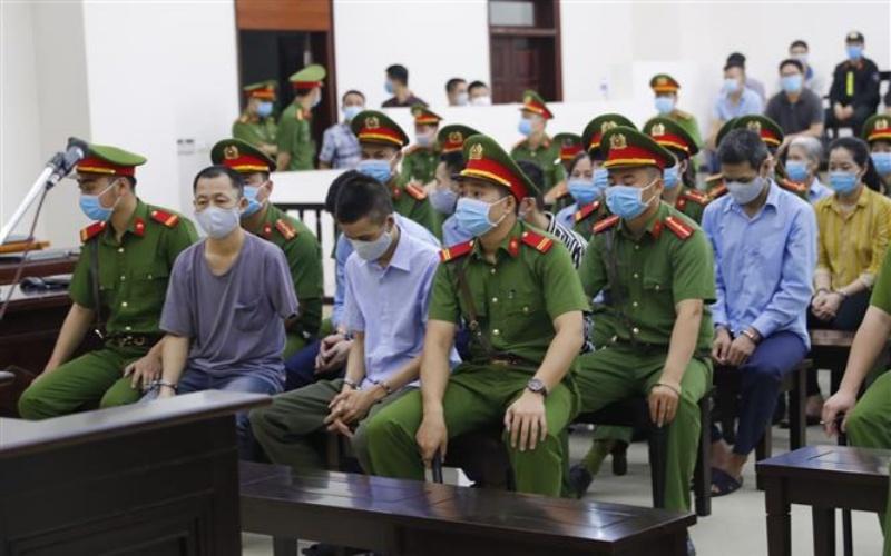Facebooker phản đối án tù trong vụ Đồng Tâm bị án 5 năm tù