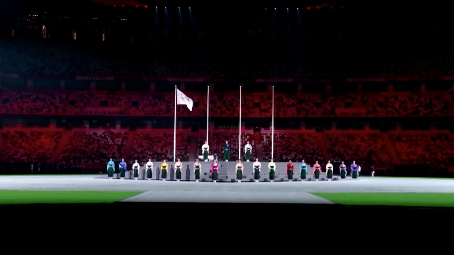 Thế Vận Hội Tokyo 2020 bế mạc