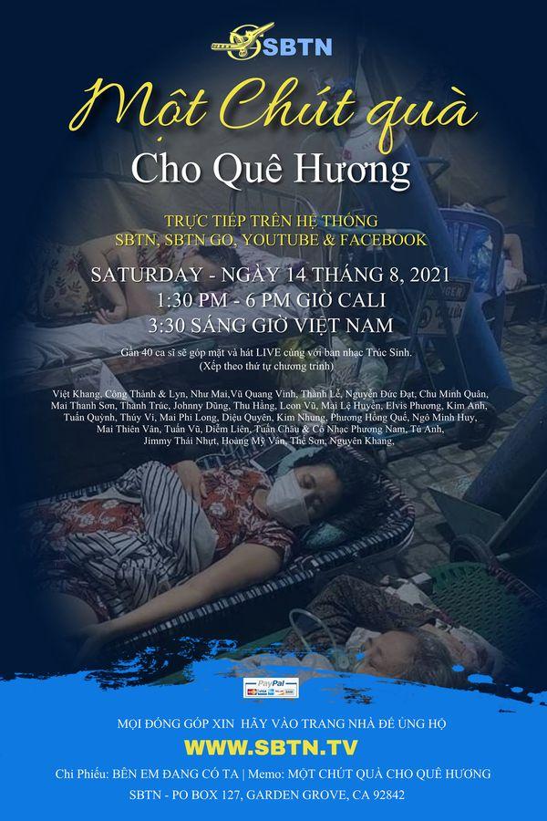 Người Việt tỵ nạn ở Little Saigon gây quỹ giúp đồng bào quốc nội bị COVID-19